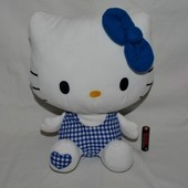 Большая Хеллоу Китти Hello kitty оригинал красавица с сердечком