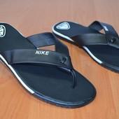 Мужские вьетнамки Nike 39-45 р