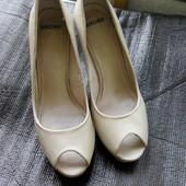 Телесные туфли Bronx, полная длина стельки 24,5