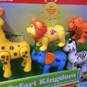 Новинка! Игровой набор - Дикие животные Kiddieland