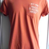 Новая муж футболка S,M Reserved