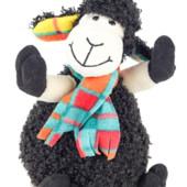Распродажа - Мягкая игрушка Барашек Митя в шапке 20 см от Fancy