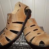Мужские кожаные сандалии Karat 40р. Распродажа!