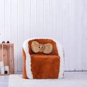 Бескаркасное детское кресло для игор в наличии