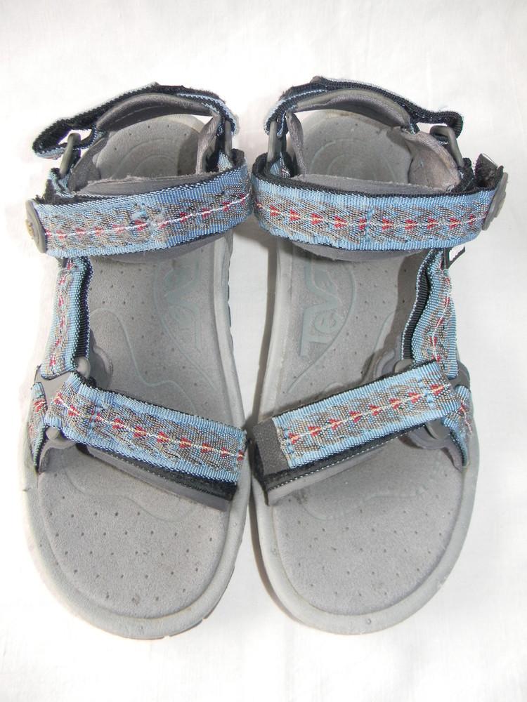 Спортивные сандали teva р.40 дл.ст 26 (24,5)см фото №1
