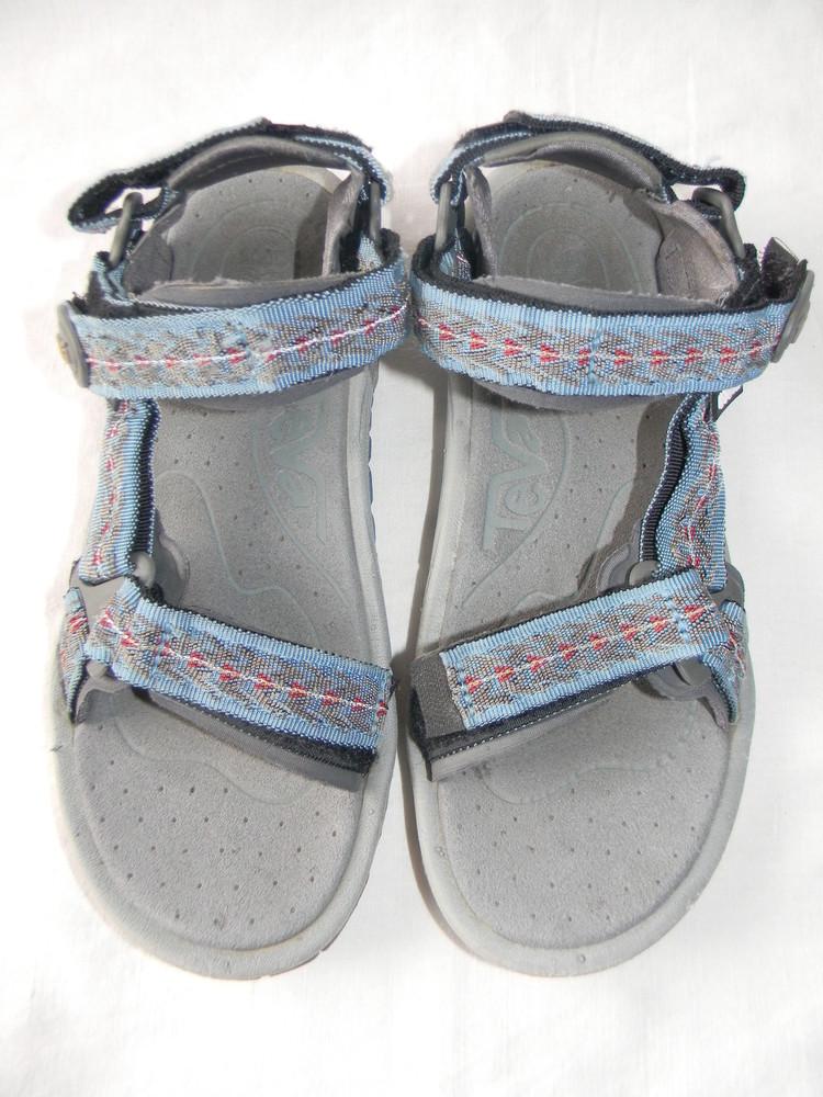 Спортивные сандали teva р.40 дл.ст 26 (24,5)см фото №2