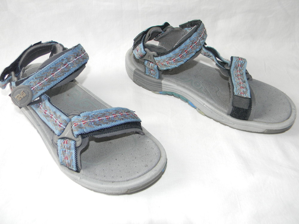 Спортивные сандали teva р.40 дл.ст 26 (24,5)см фото №4