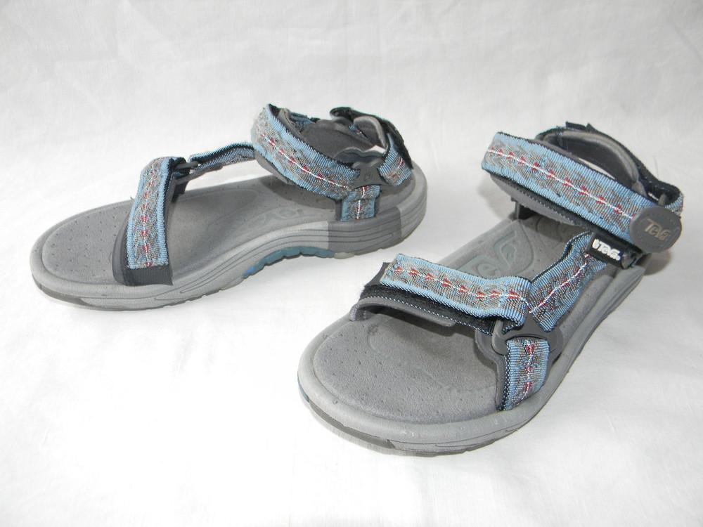 Спортивные сандали teva р.40 дл.ст 26 (24,5)см фото №5