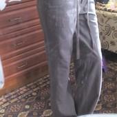 Promod новые льняные брюки 46-48р