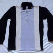 Мужской свитер поло р. S на рост 160-164  р. 44 46 хорошее состояние