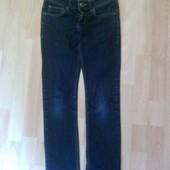 Фирменные джинсы, скини 11-12 лет