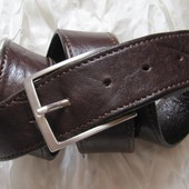 Кожаный ремень бренда Maximilian Италия