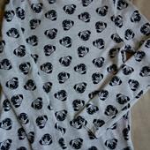 пижамный регланчик Y.D на 10-11 лет,рост 146см