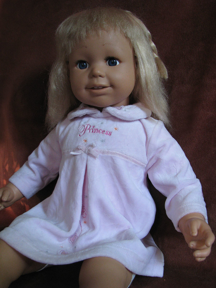 Кукла roxanne smoby sanrio франция 2004 63 см фото №1
