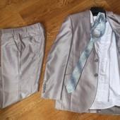 Мужской костюм Jiordano Conti 48/176р в отличном состоянии одет 1раз + рубашка и галстук в подарок!