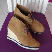 Ботинки Graceland 39р - стелька 25,5см