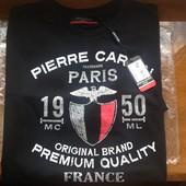 Мужская футболка Pierre Cardin, рр M ( 50-52), оригинал, качество!