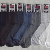 Носки шкарпетки мужские гладь простая хлопок х/б 25р,р27р, 29р, 31р Червоноград