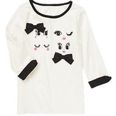 Cartoon Girls Tee Crazy8 Америка р.М(7-8)