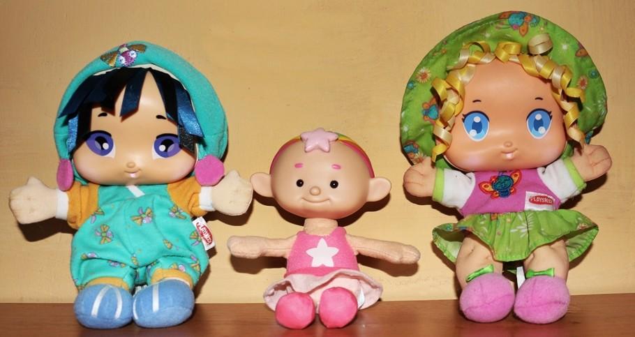 Куклы (пупсы) фото №1