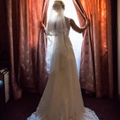 Шикарная фата для невесты!!!