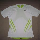 Adidas Adistar Formotion Clima 365 (M) спортивная беговая футболка мужская