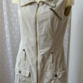 Платье элегантное хлопок мини Amisu р.48 №6948а