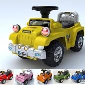 Машинка-толокар Alexis Babymix hz-553 Польша 203-340