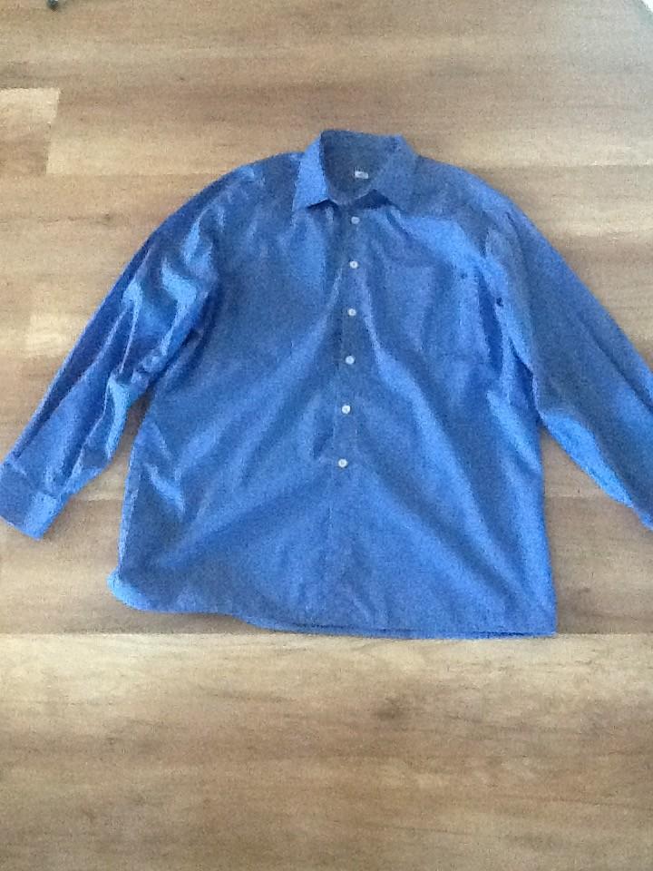 Мужская рубашка 41-42. фото №1