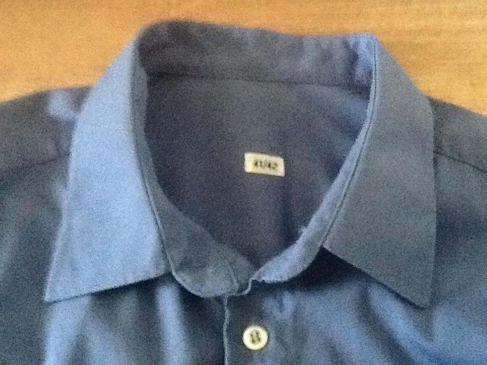 Мужская рубашка 41-42. фото №2