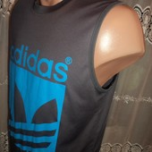 Фірмова оригінал спортивна майка Adidas.м .