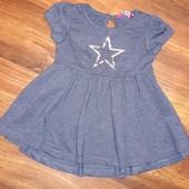 Симпатичное платьице YD на 2-3 года.