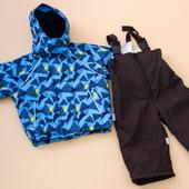 Комплект куртка и комбинезон деми и еврозима на мальчика. Аналог Lenne Reima