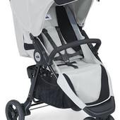 Детская прогулочная коляска CAM Met-бампер, дождевик, вес 8,3 кг