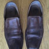 Туфлі шкіряні р.42 стелька 29,5 см