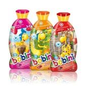 Шампунь-пена для ванн Bobini 2в1 400мл Польша детский шампунь