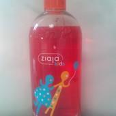 Детская пена-гель для душа жевательная резинка и пузырьки колы Ziaja Kids Зая 500мл