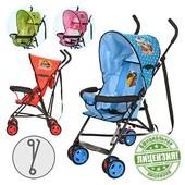 Детская коляска-трость Маша и Медведь (MM 0067-1)