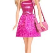 Кукла Барби Блестящая розовая