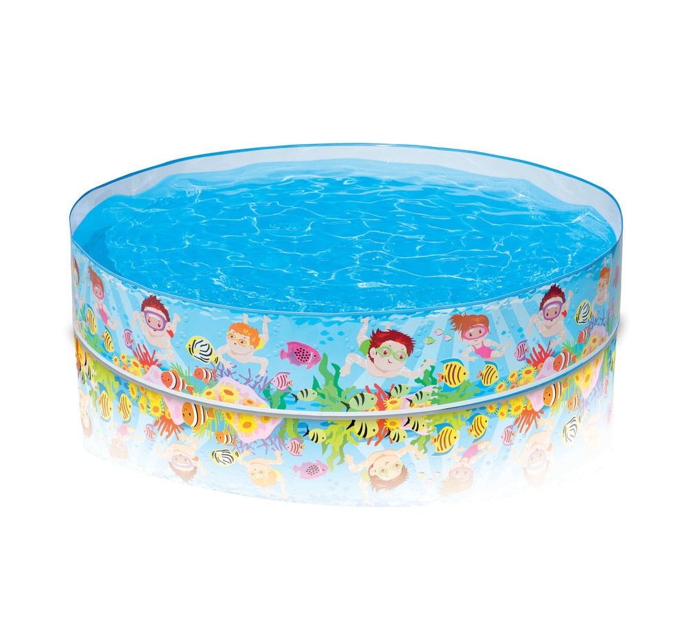 Каркасный бассейн Intex 56451(450 л, 152-25 см) фото №1