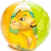 Игрушка Intex Мяч Король Лев 58052