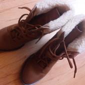 Ботинки New Look, размер 38