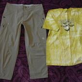 Штаны Mountain дышат и не промокают xl-xxl  футболка в подарок