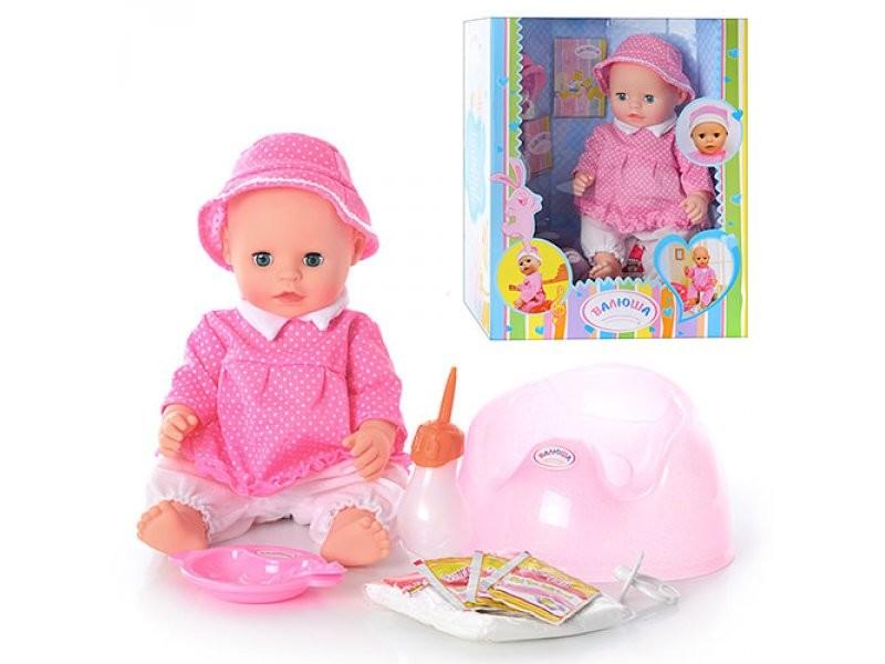 Кукла валюша t0908 r/830678-3  фото №1
