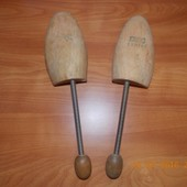 Немецкие 2 Колодки для достойного хранения качественной обуви!р-р 42\43.Германия