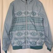 Легкая двухсторонняя демисезонная куртка Pull & Bear