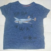 футболка мальчику Next 2015  3-6 мес 8кг