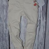 3 года 94 см Очень классные фирменные легкие штаны брюки модницам