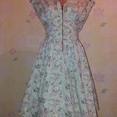 Платье барышня