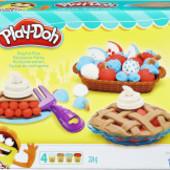 Игровой набор Play-Doh Ягодные тарталетки от Hasbro плей до